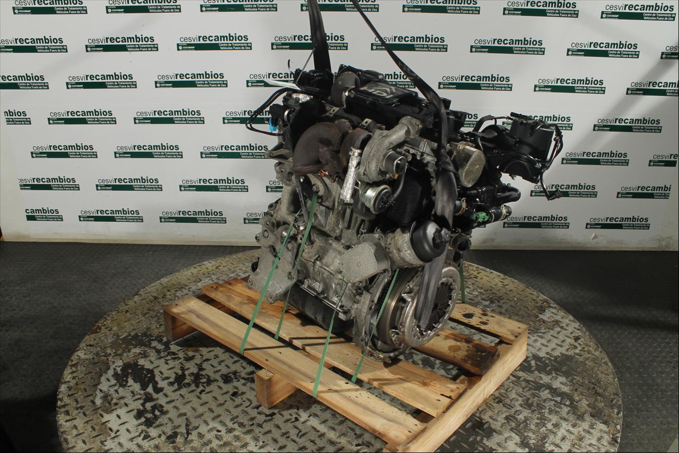 Austauschmotor Citroen C3 FC Diesel CS31843MD