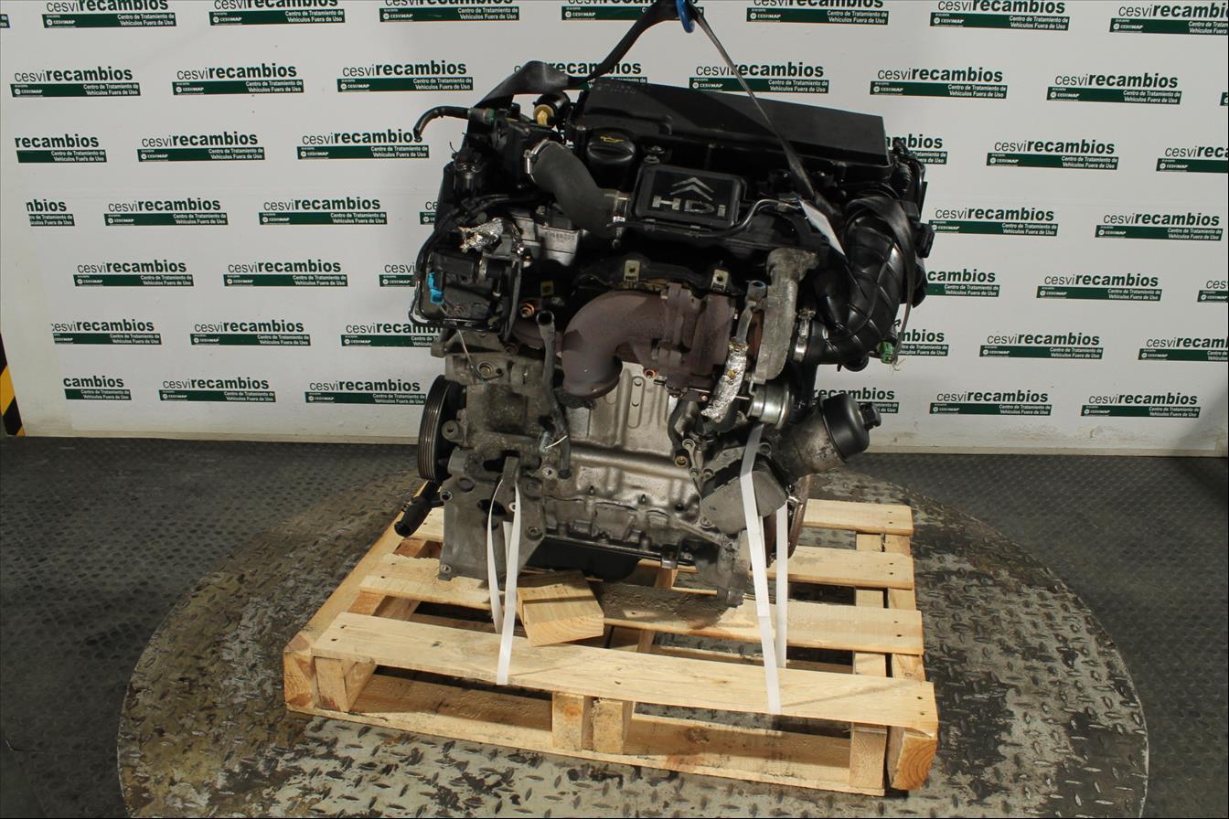 Austauschmotor Citroen C3 FC Diesel CS32972MD