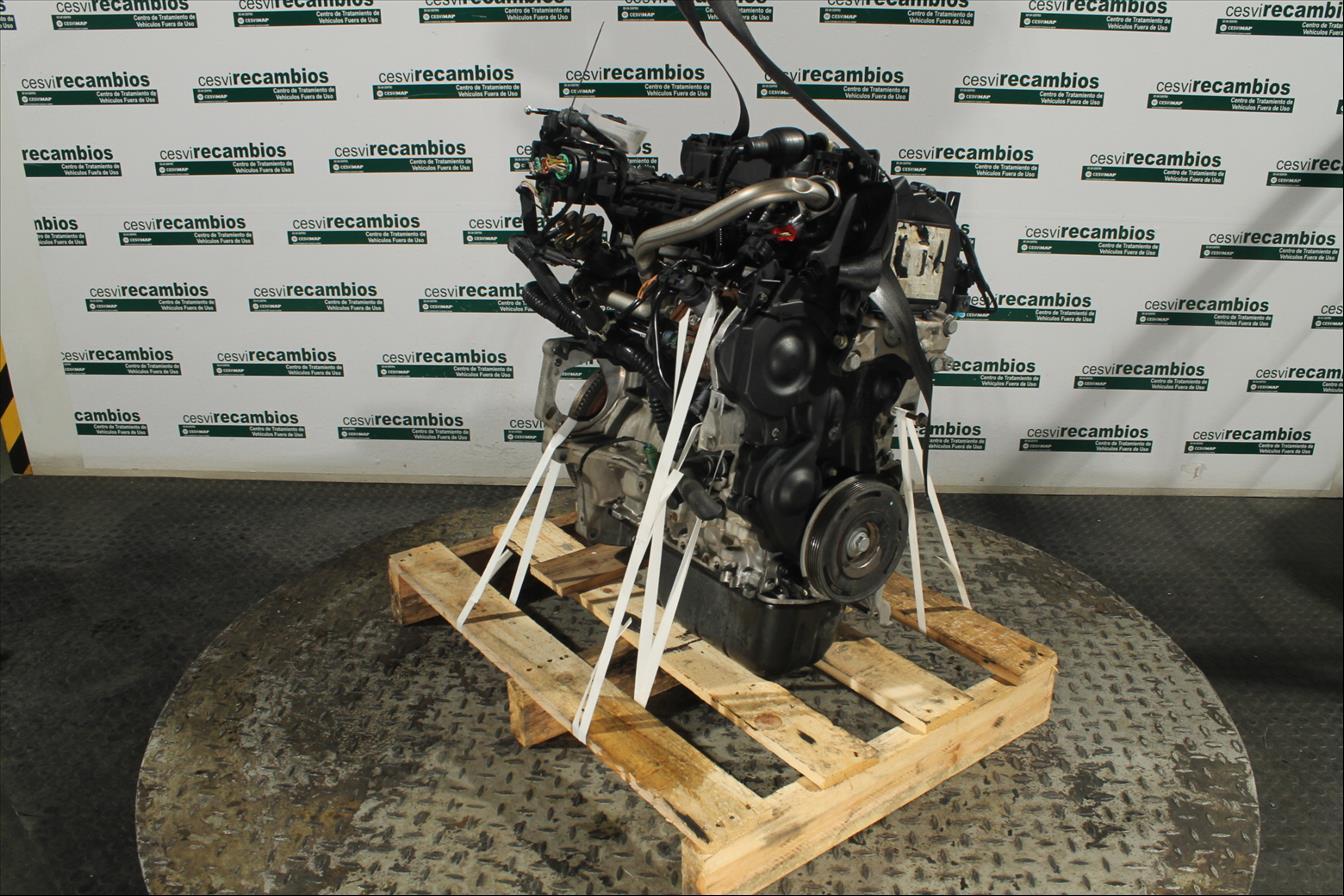 Austauschmotor Citroen C3 FC Diesel CS34534MD