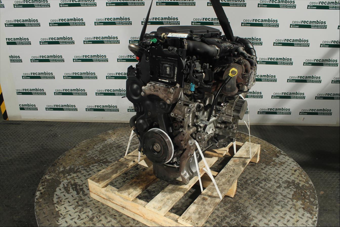 Motor ohne Anbauteile Citroen C3 FC Diesel CS34964MD