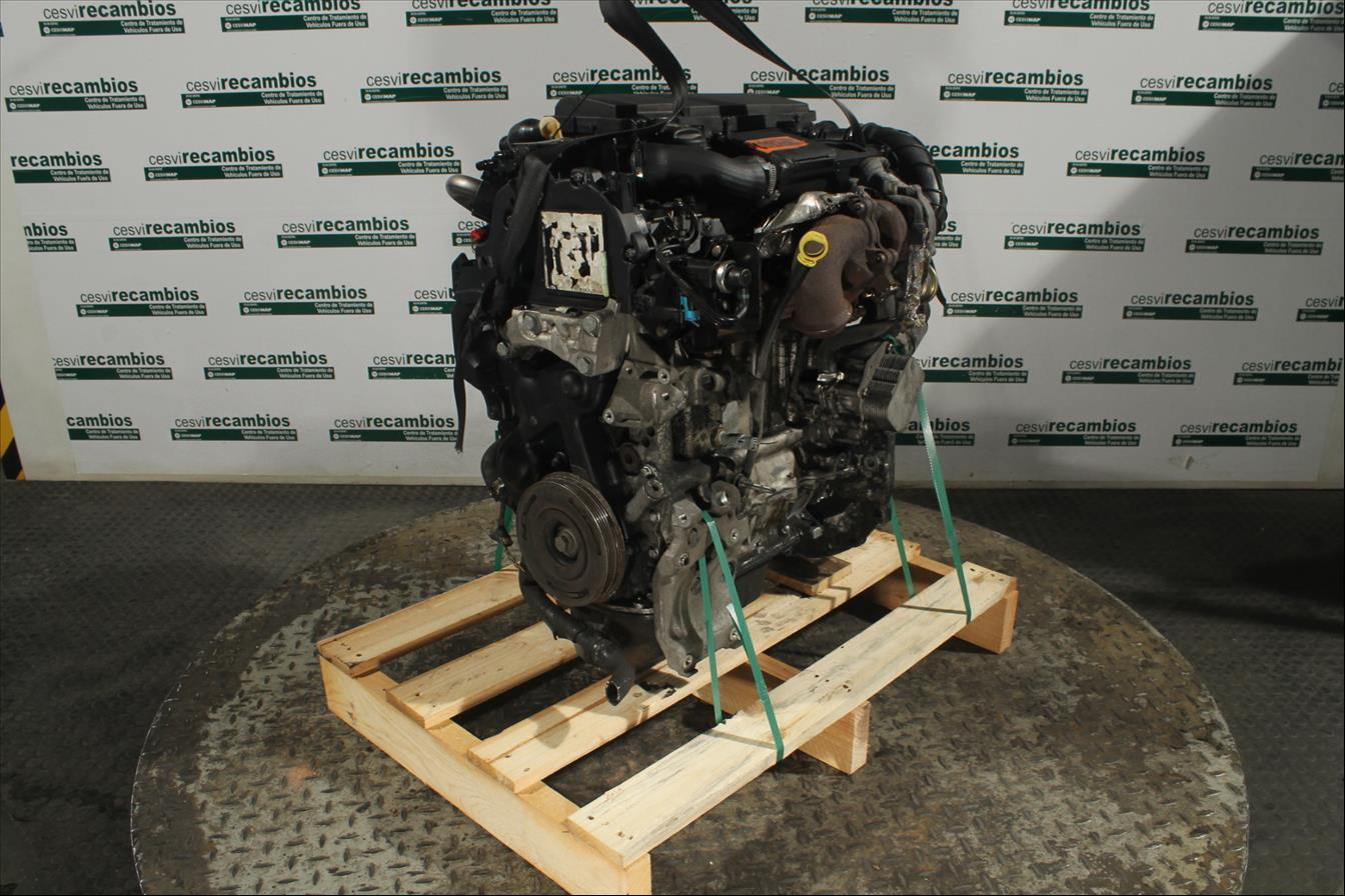 Austauschmotor Citroen C3 FC Diesel CS37110MD