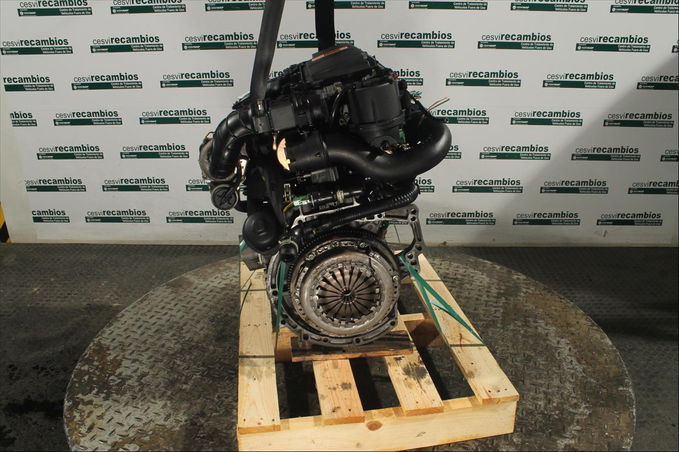 Motor ohne Anbauteile Citroen C3 FC Diesel CS38308MD