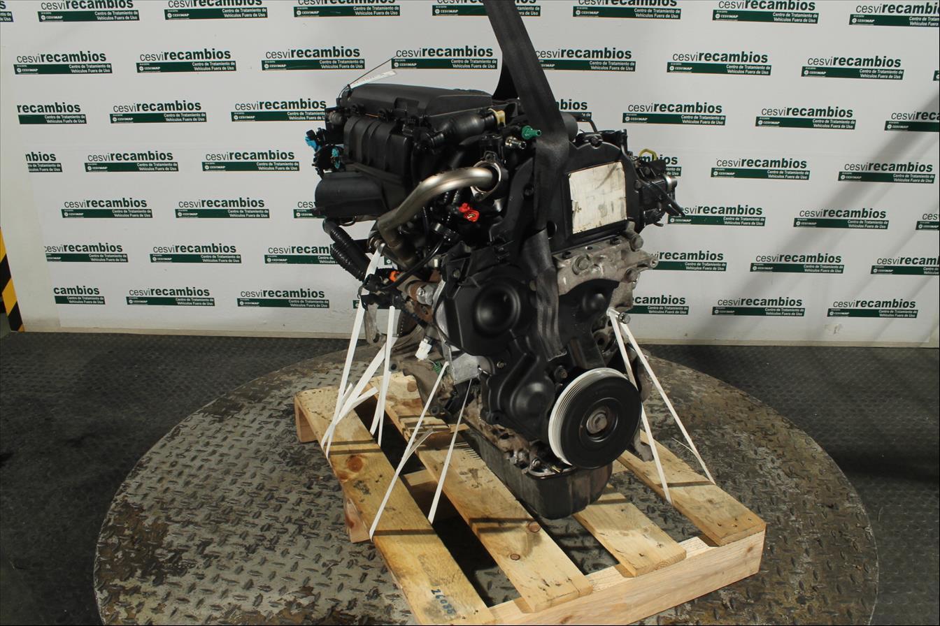 Motor ohne Anbauteile Citroen C3 FC Diesel CS34521MD