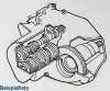 gebrauchtes Schaltgetriebe Citroen Xsara Picasso CS38008GM